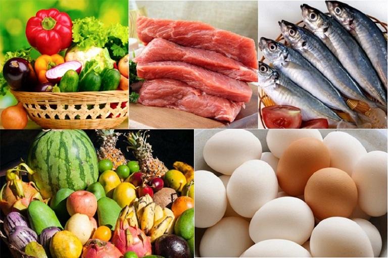 Chế độ ăn uống ảnh hưởng đến bệnh gout