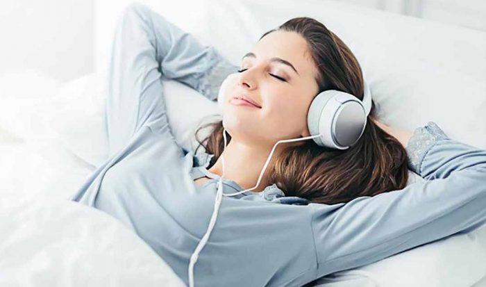 Thư giãn với âm nhạc và không gian yên tĩnh